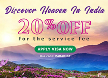 Hot deal for you to discover India's Heaven